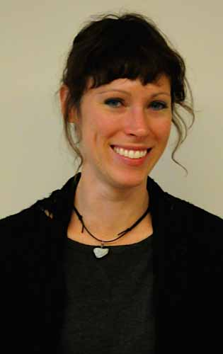 Lauren Lavery.